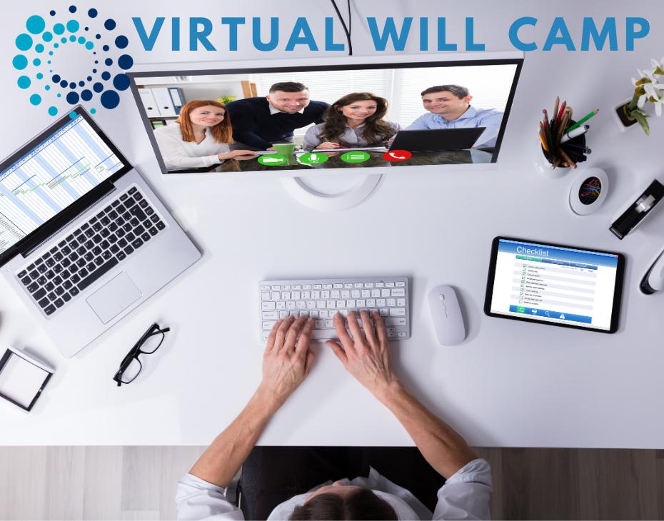 virtual will camp