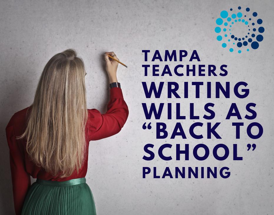 Tampa-teachers-writing-wills