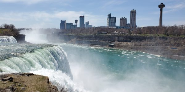 Niagara Falls, Steve Royer